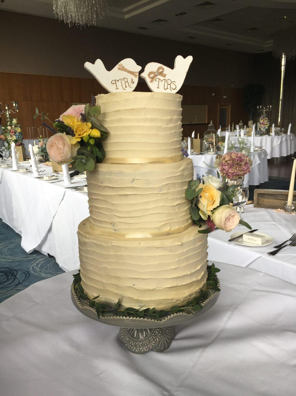 Wedding Cake Flovours