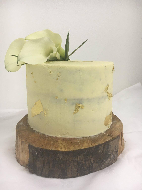 Cake in wedding