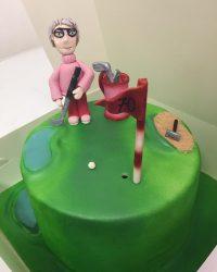 Golfing themed