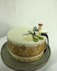 Sewing cake 3
